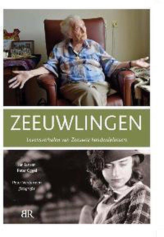 Cover van het boek 'Zeeuwlingen'
