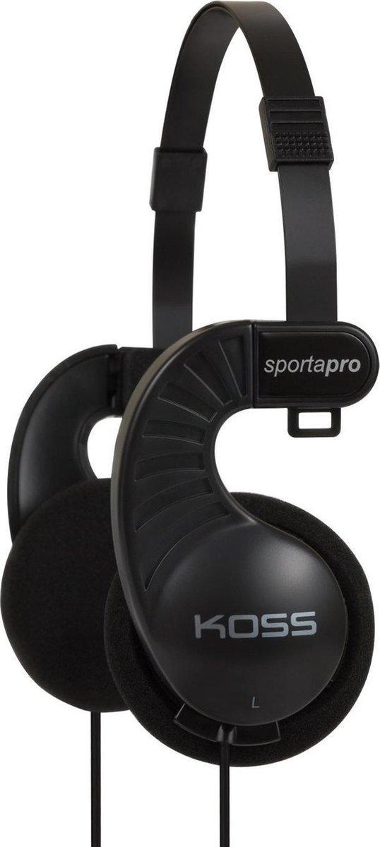 Koss SportaPro - Over-ear koptelefoon - Zwart