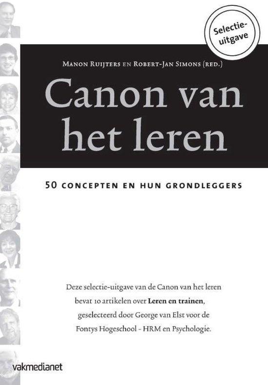 Leren en trainen - Manon Ruijters | Fthsonline.com