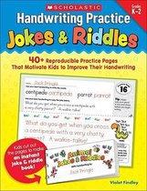 HANDWRITING PRACTICE JOKES & RIDDLES