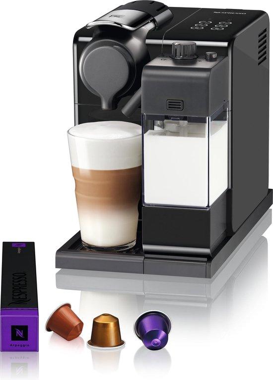 Nespresso De'Longhi Lattissima Touch EN560.B - Koffiecupmachine - Zwart