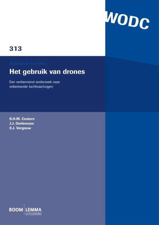 Het gebruik van drones - B.H.M. Custers |