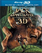Jack The Giant Slayer (3D & 2D Blu-ray)