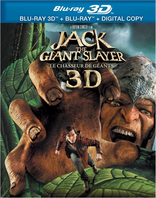 Cover van de film 'Jack The Giant Slayer'