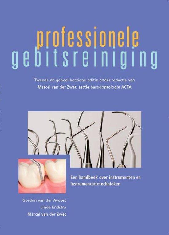 Professionele gebitsreiniging - Gordon van der Avoort pdf epub