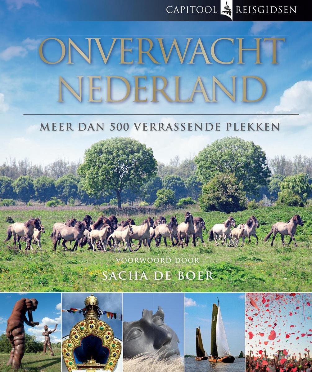 Capitool Reisgids Onverwacht Nederland