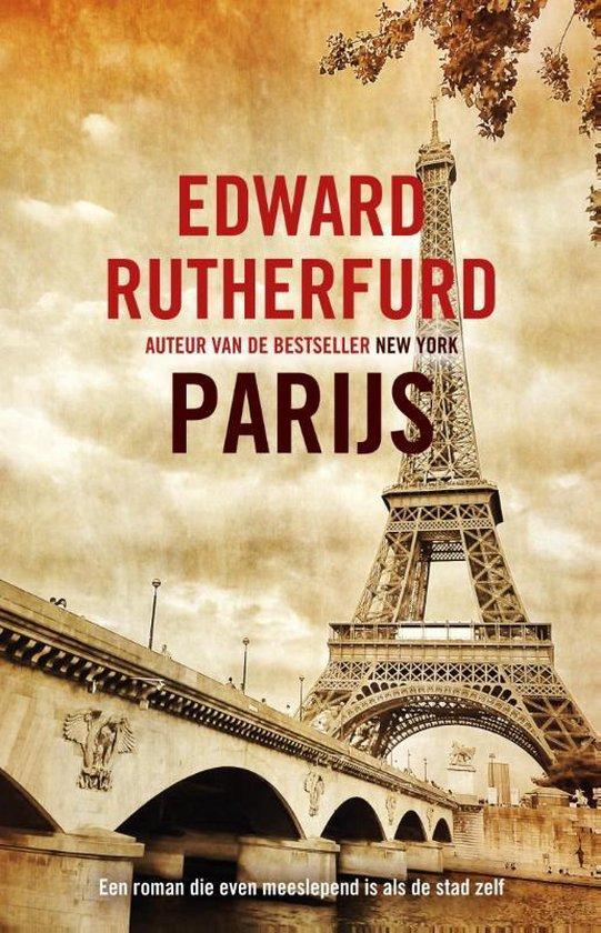 Parijs - Edward Rutherfurd |