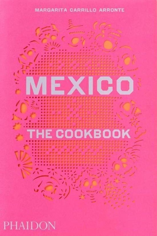 Boek cover Mexico : the Cookbook van Margarita Carrillo Arronte (Hardcover)