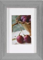 Fotolijst - Henzo - Deco - Fotomaat 10x15 - Grijs