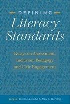 Defining Literacy Standards