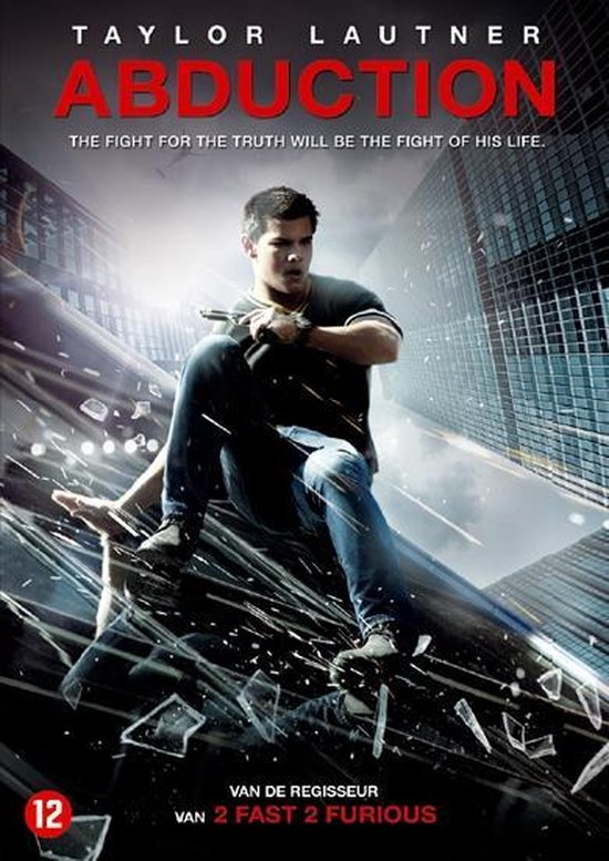 Cover van de film 'Abduction'