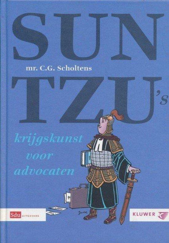 SUN TZU'S KRIJGSKUNST VOOR ADVOCATEN - S. Tzu pdf epub