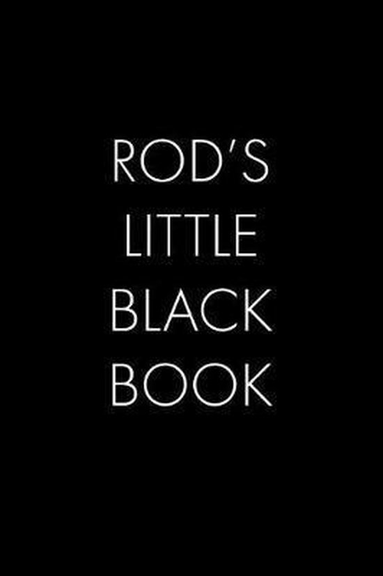 Rod's Little Black Book