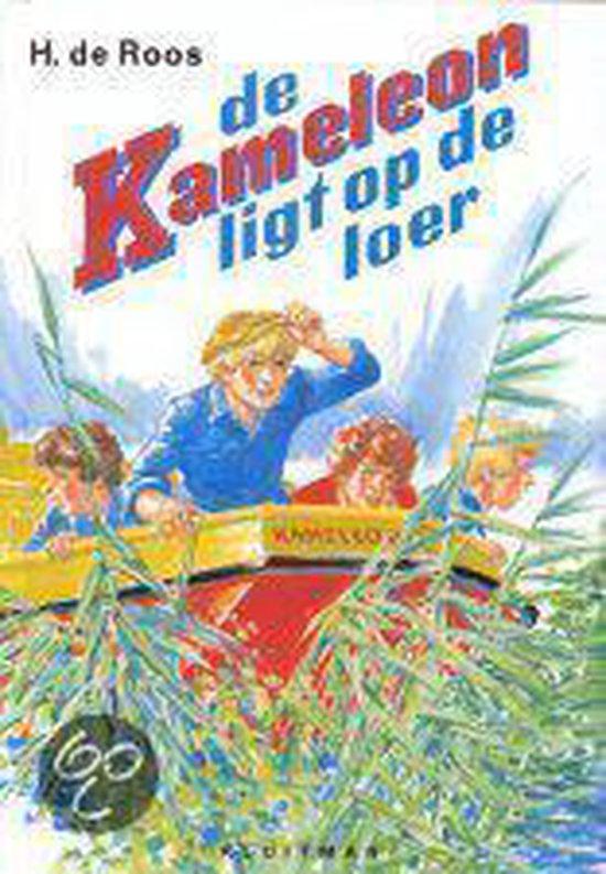 De kameleon ligt op de loer - H. de Roos | Fthsonline.com