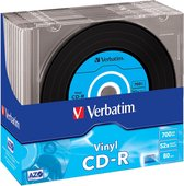 Verbatim CD-R AZO Data Vinyl