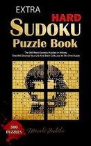 Extra Hard Sudoku Puzzle Book