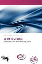 Sport in Georgia