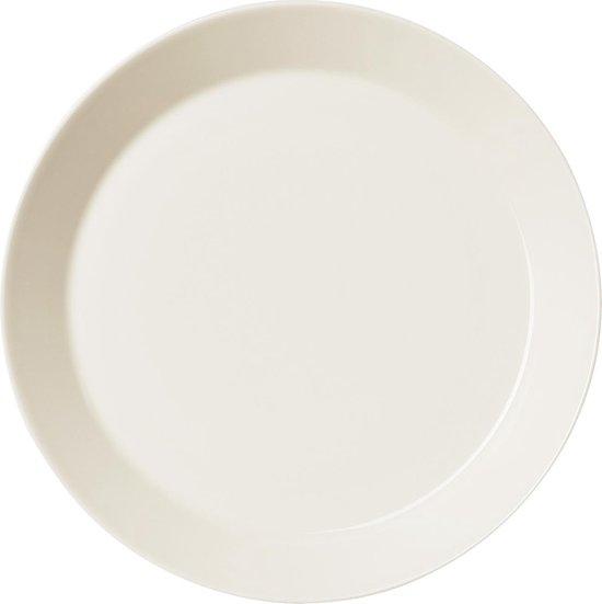 Iittala Teema Bord - diep bord - Ø 23 cm - Wit