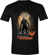 The Division -Operation Dark Winter T-shirt Black