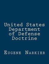 United States Department of Defense Doctrine