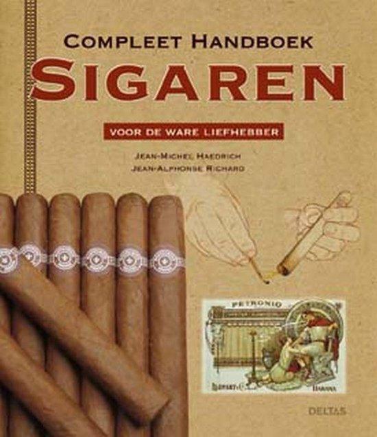 Compleet Handboek Sigaren Voor De Ware Liefhebber - Jean-Michel Haedrich | Fthsonline.com