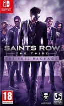 Saints Row The Third The Full Package - Switch