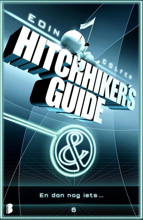 Cover van het boek 'Hitchhiker's guide deel 6'