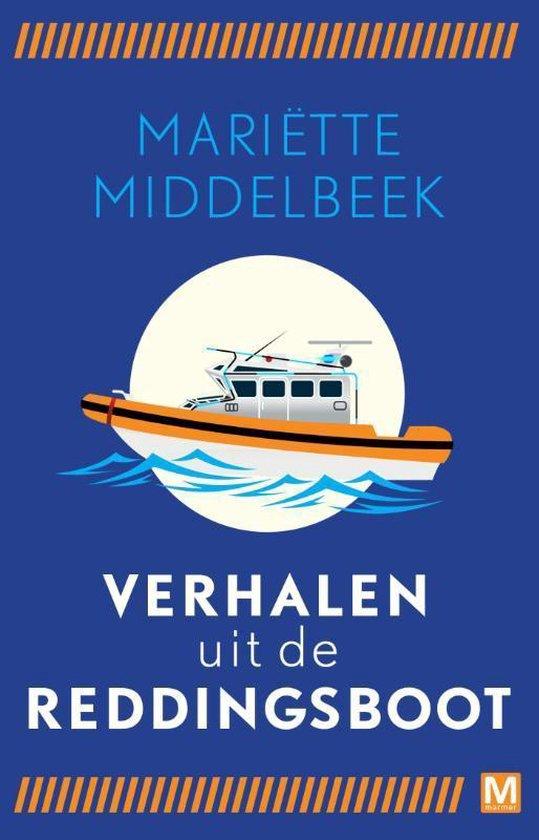 Verhalen uit de reddingsboot - Mariette Middelbeek |