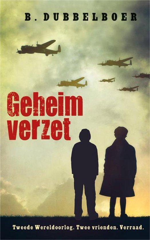 Geheim verzet - B. Dubbelboer |