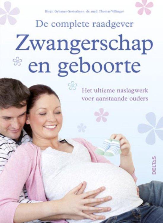 Cover van het boek 'Zwangerschap En Geboorte'
