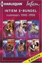Intiem nummers 1945 - 1950, 6-in-1