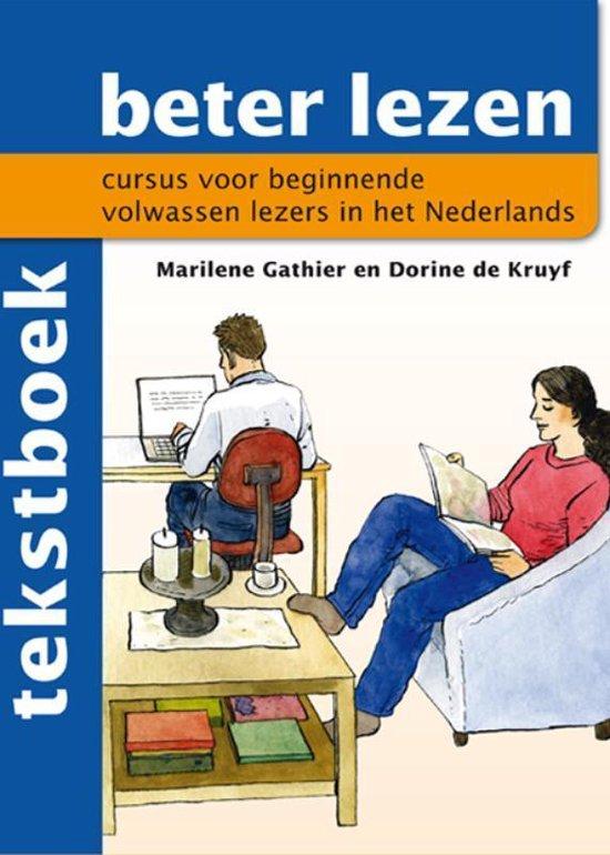 Beter lezen / deel Tekstboek - Marilene Gathier |
