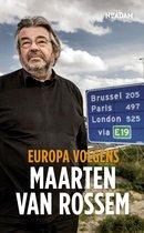 Boek cover Europa volgens Maarten van Rossem van Maarten van Rossem