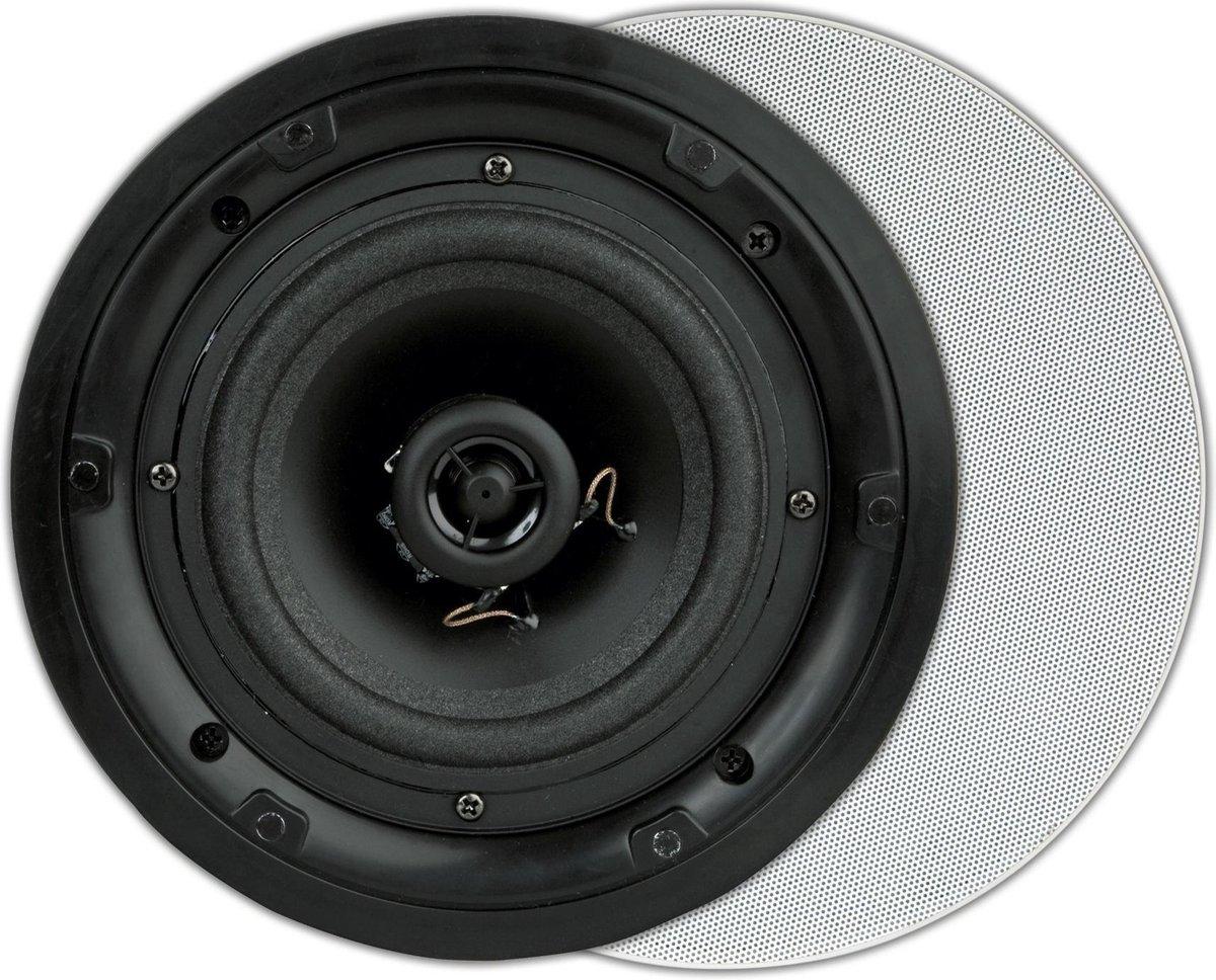 Artsound FL401 luidspreker 30 W Wit Bedraad