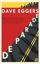 Boekomslag van 'De parade'