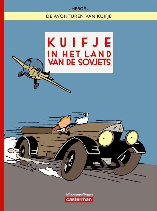 Kuifje in het land van de Sovjets - Hergé |
