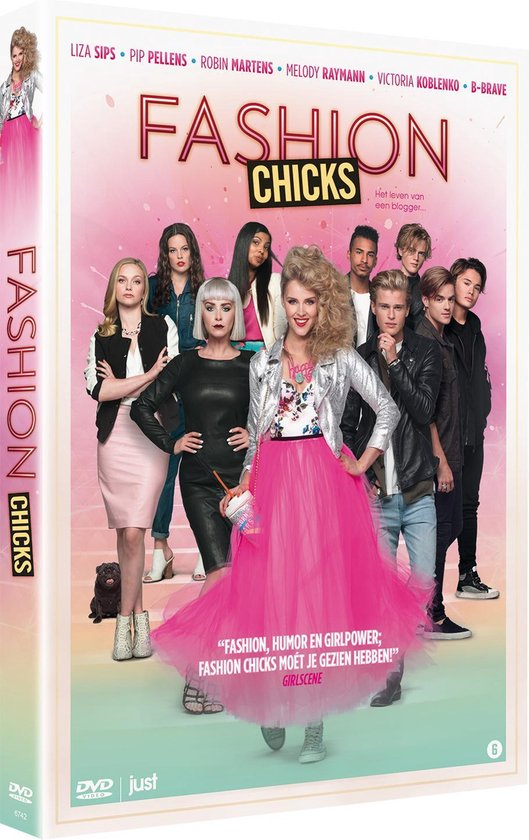 Fashion Chicks - 1 Dvd Amaray