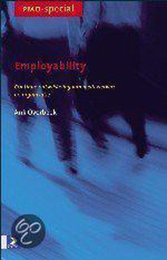 Cover van het boek 'Employability / druk 1'
