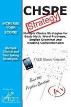 CHSPE Test Strategy!