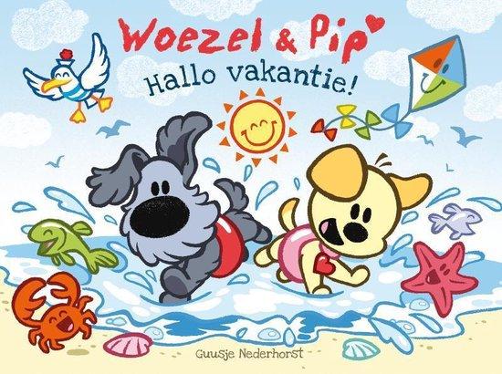 Wonderlijk bol.com   Woezel & Pip - Hallo vakantie! (ebook), Guusje QW-56