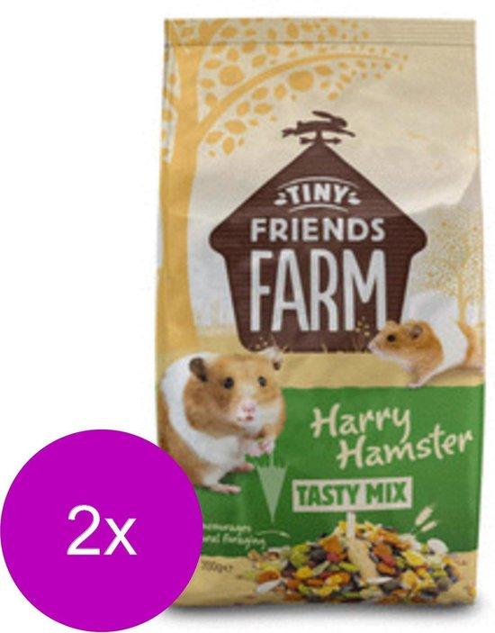 Supreme Harry Hamstervoer - 2 St à 700 gr