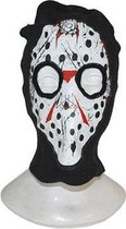 Halloween Bivakmuts met horror masker