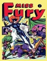 Miss Fury #4