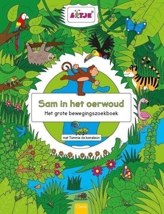 Sam in het oerwoud - Lizelot Versteeg | Fthsonline.com