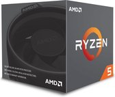 AMD Ryzen 5 2600 AM4 met Wraith Cooler