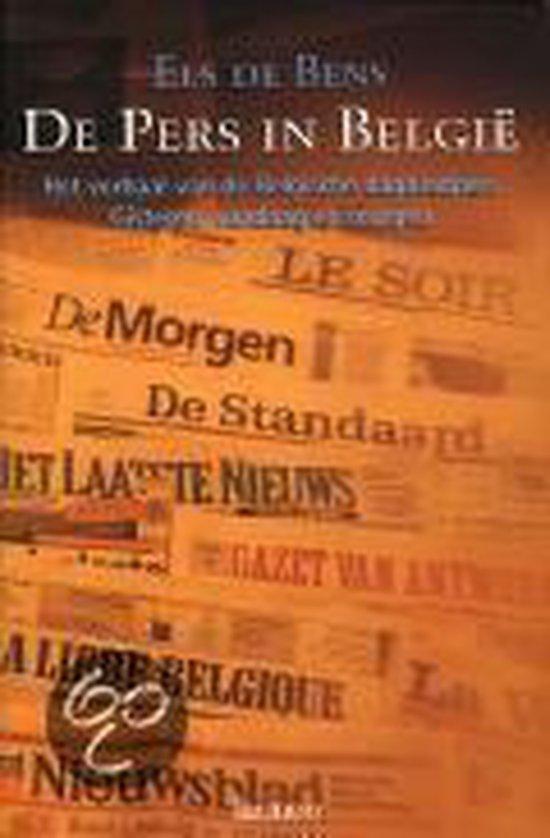 PERS IN BELGIE, DE - Els De Bens | Fthsonline.com