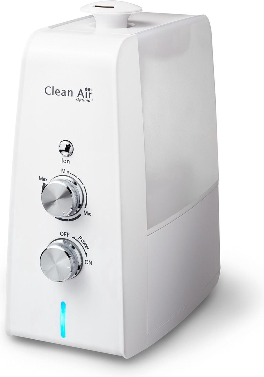 Clean Air Optima® CA-602 – Luchtbevochtiger met Ionisator voor Luchtzuivering