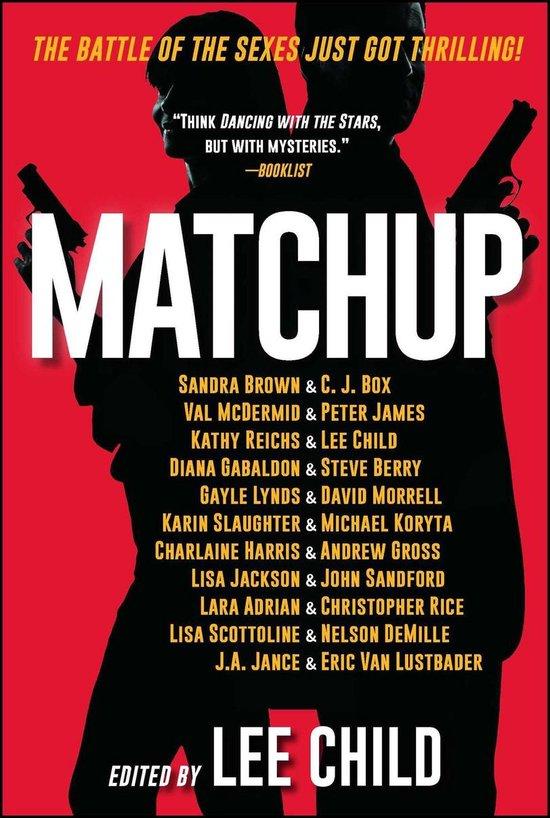 Omslag van MatchUp