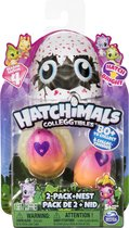 Hatchimals CollEGGtibles 2 Pack met nest - Seizoen 4