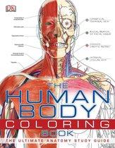 HUMAN BODY COLORING BK
